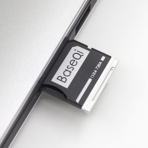 BASEQI Aluminum MicroSD Adapter Must Have Dell XPS 15 Accessories