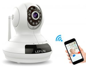 LeFun™ Baby Monitor Wireless WiFi IP Surveillance Camera HD 720P