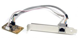 StarTech ST1000SMPEX Mini PCI Express Gigabit Ethernet Network