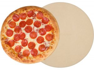 "Round Pizza Stone 15 Inch 3/4"" Thick"