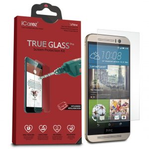 iCarez HTC One M9 Screen Protector