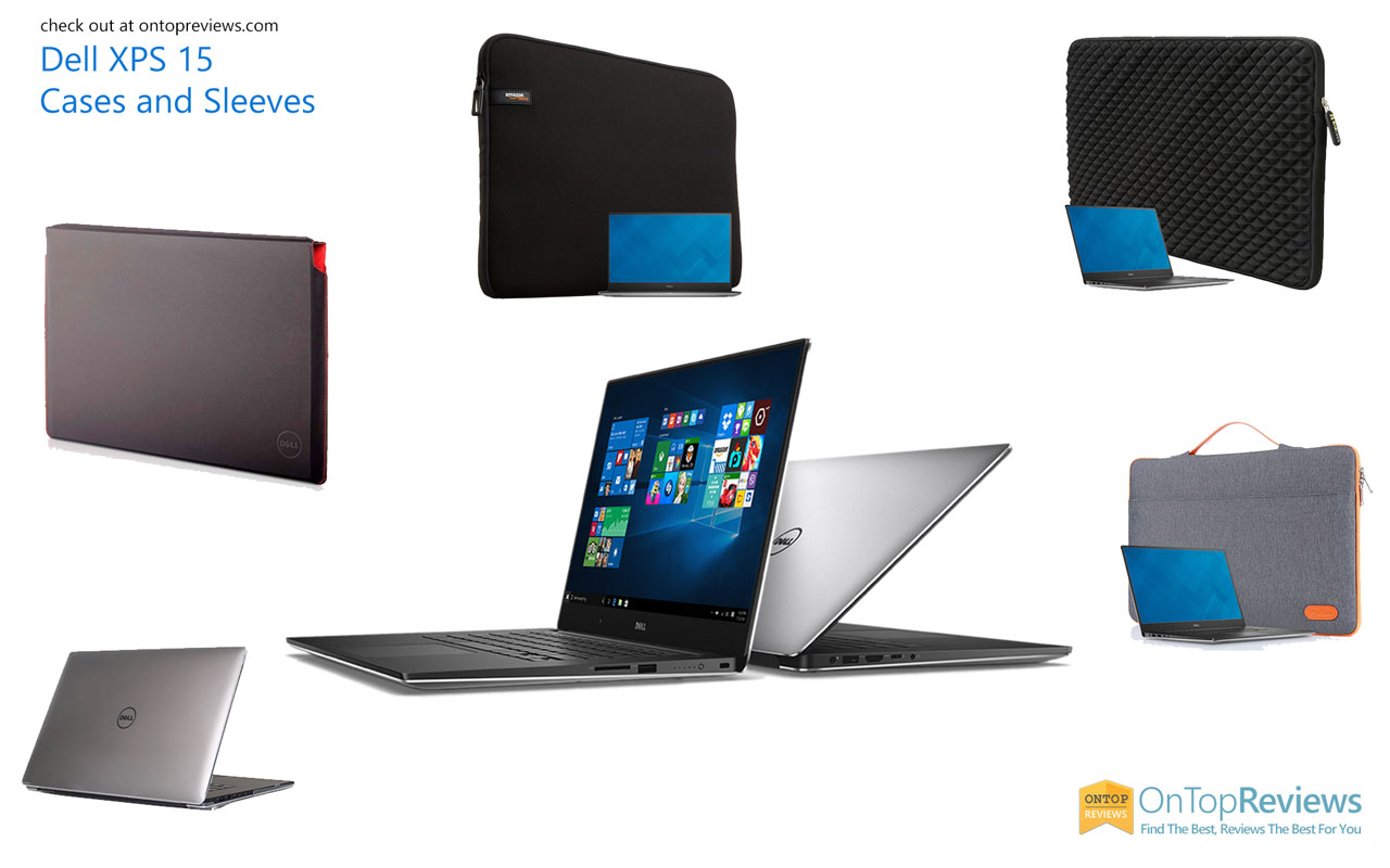 Best Dell XPS 15 Cases and Sleeves