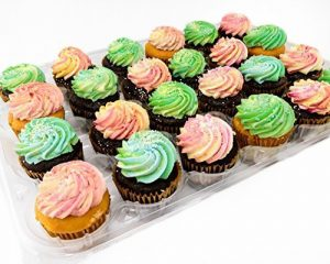 Katgely Cupcake Boxes Cupcake Containers 24 Pack