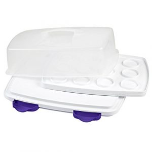 Wilton Ultimate 3-In-1 Cupcake Caddy and Carrier