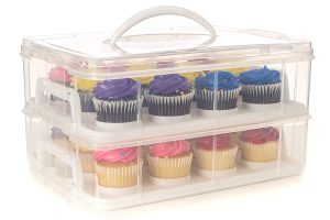 Kitchen Space 24 Large Cupcake Carrier