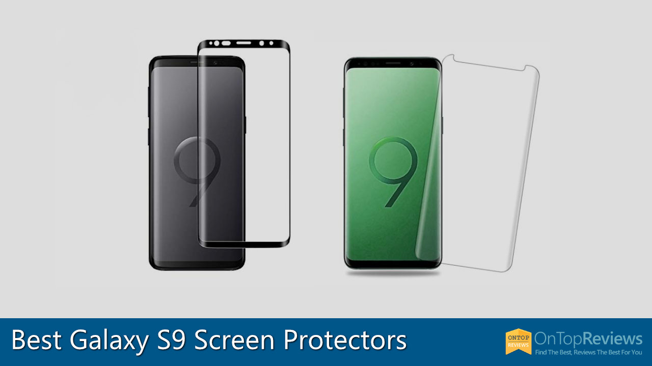 Samsung Galaxy S9 Screen Protectors